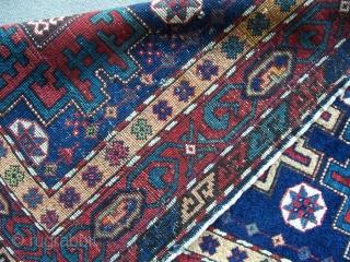 Daghestan Avar Rug 0,77*1,27