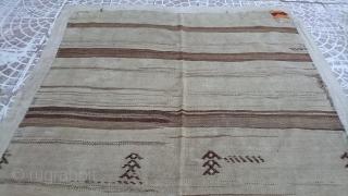 Anatolia Tribal kilim circa 1800 size=275x160