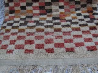 Anatolia Nigde Damalı Tulü size=170x135cm