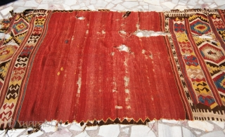 Fethiye Kilim (fragment) 140cm x 265cm