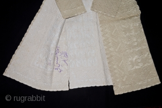 Quilted boy coat. Turkey. Late XIX or very early XX. Hight : 76 cm