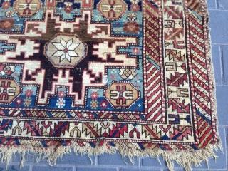 Caucasian rug size:140x108-cm ask