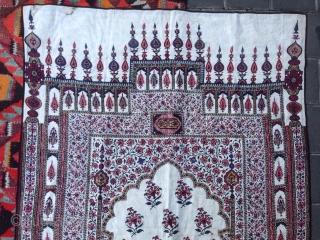 Kalamkar size: 135x87-cm please ask