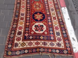 Caucasian rug size:316x100-cm please ask