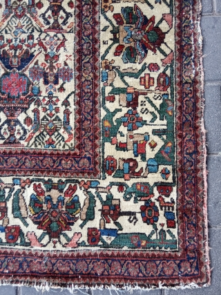 Persian mint condition size:217x148-cm please ask