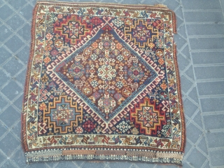2 Qashqai Shiraz size: 80x70-cm please ask