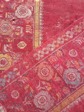 Turki prayer rug Size:140x100-cm  150$