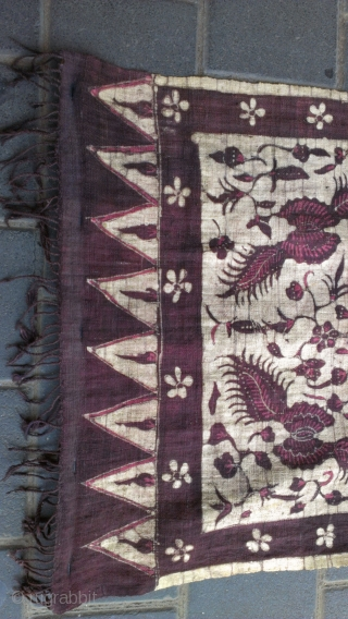 Size :  120x50-cm   Indonesian textiles ?  Ask