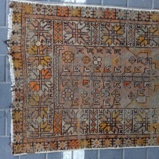 Turkish prayer rug size:123x83-cm please ask