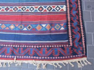 kilim caucasian size:340x167-cm/133.8x65.7-inches ask