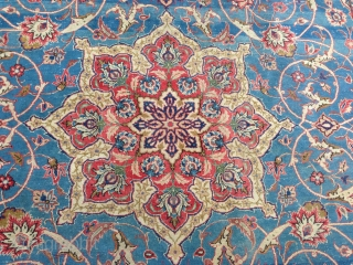 Persian rug size:326x220-cm ask