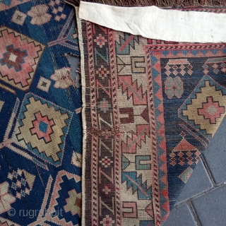 Caucasian rug size :136x107-cm please ask