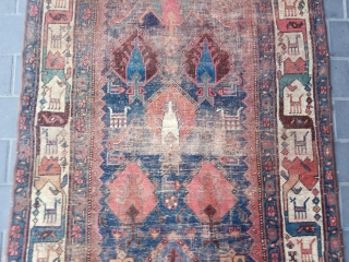 Antiqe persian ? Size:194x110-cm please ask