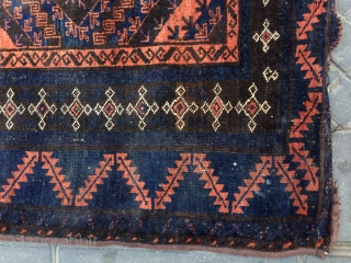 Baluch rug size:294x165-cm please ask