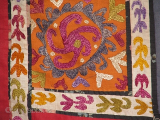 Here is an old koraq nice needlework with all natural colors