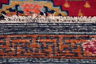 Tibetan Khaden cm 156x80. Good condition.