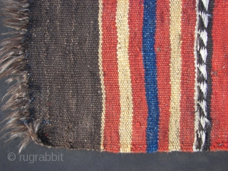 Maimana Uzbek  Kelim,  North east Afghanistan .End of the 19thC. Wool on wool 355 x 179 cm. Made with  much love and care. Cleaned and washed . Natural colors.  ...