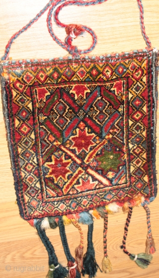 persian CHANTEH ( BAG ) Good Condition Clean and hand washed , Size 0.32cm x 0.27cm