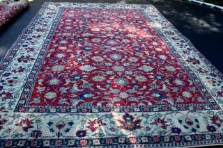 Wonderful carpet natural colors .1.73cm x 1.20cm
