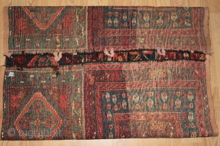 persian Rug.19th Century size 1.15cm x 0.88cm