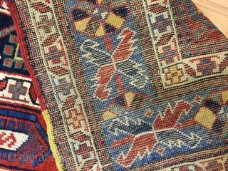 Caucasian long rugon