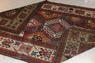 Terrific Kazak – 19th century –
