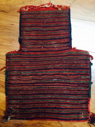 Nice Kurdish salt bag good colors.