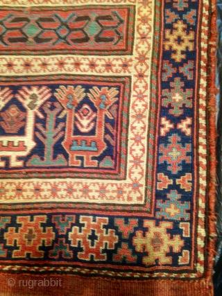 Shahsavan bagface