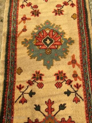 Anatolian Oushak Rug Size 135 x 75 cm