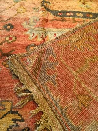 Anatolian Oushak Rug 215 x 155 cm