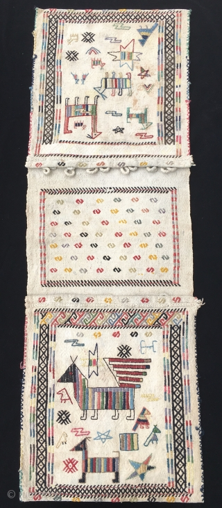 Caucasian Heybe Size  115 x 39 cm