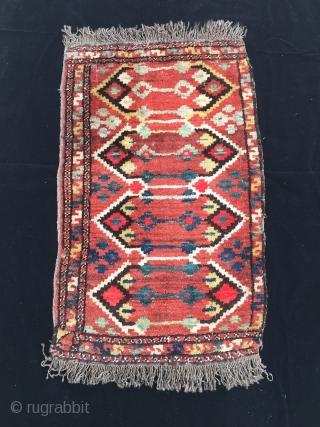 19th Century Ersari Yastik Size 76x48 cm