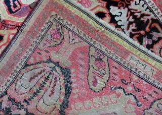 Caucasian Karabagh Rug Size 109x161 cm / 3'6''x5'3''