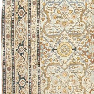 "Antique Persian Tabriz Rug North-West Persia ca.1890 5'10"" x 4'2"" (178 x 127 cm) FJ Hakimian Reference #07140"