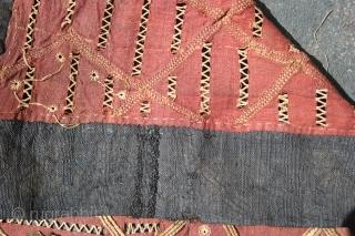 Congo raffia skirt  60cm by 180cm