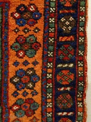 19th Century Kurdish Mafrash