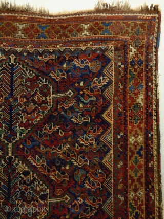 19th Century Kashkuli/Qasqhay
