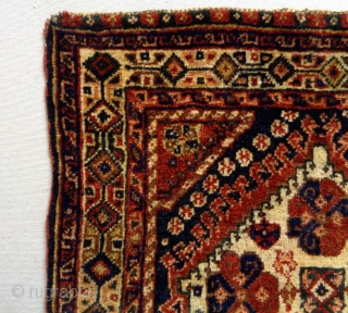 Luri/Qasqhay Bagface