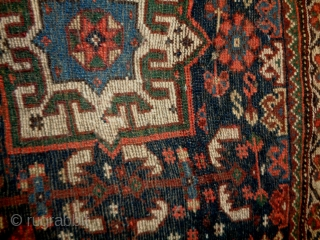 Very fine Kamseh bagface