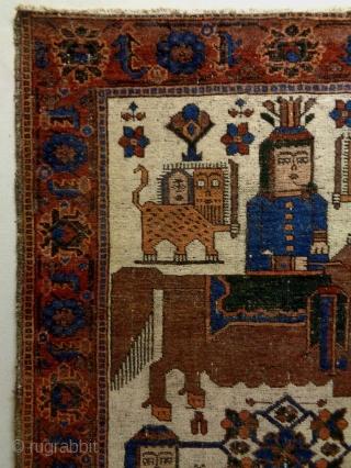 Khorasan Verdos Size: 120x202cm