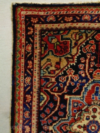 North West Persian Rug Size: 56x87cm Natural colors, made in circa 1910/20