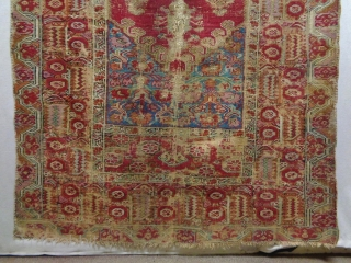 Early 19th Century Interesting Size Konya Kirkshehir 
