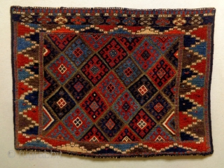 Jaf Fragment Size: 84x64cm Natural colors, made in circa 1910/20