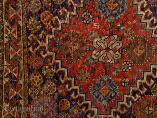 Fine Qashqhay Bagface