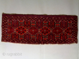 Sarik Penjerelik Size: 123x48cm Made in circa 1910