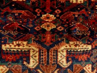 Kurd Bagface Size: 68x54cm (2.3x1.8ft)
