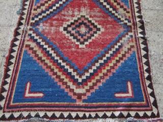 Bakhtiari gabbeh,Size:200x145 cm