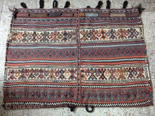 Big bag (called Rakat in farsi)from sw persia,in perfect condition,Size:114 x 84 cm