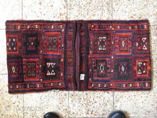 Lori khorjin in fine condition,Size:93 x 47 cm