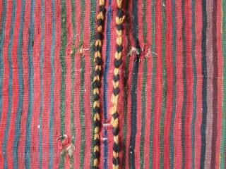 Sw persia lori khorjin,needs some repairs.Size:106 x 60 cm